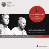 From the NCPA Archives: Dagar Brothers (Remastered)