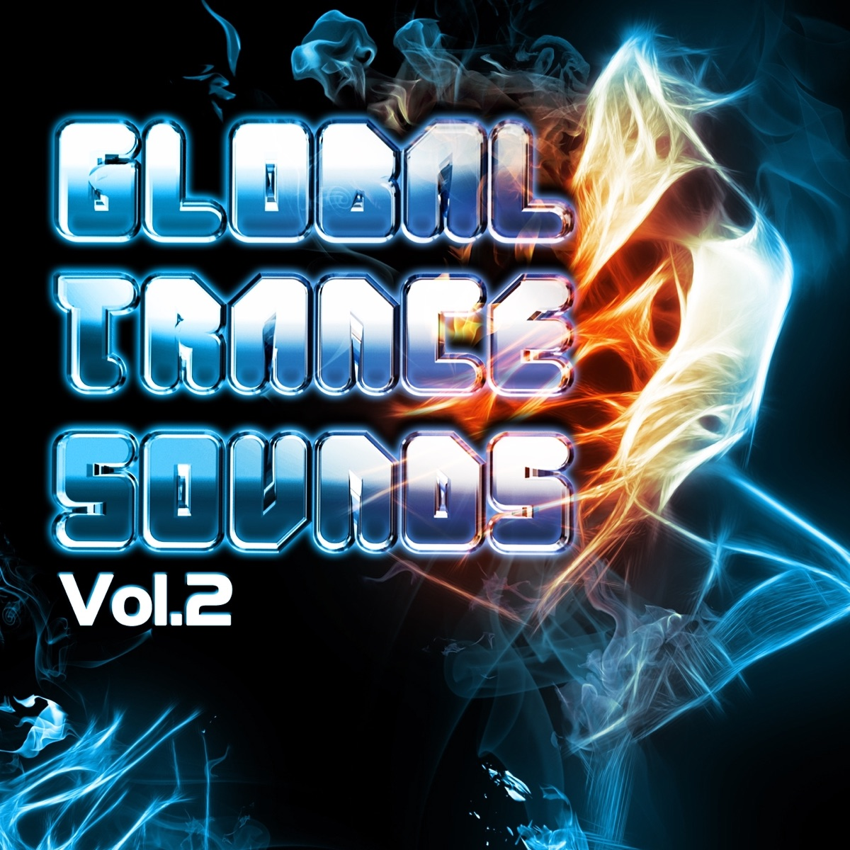 Global Trance Sounds Vol 2 Future Club Guide of Electronic Anthems Various Artists CD cover