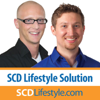 Podcast cover art for The SCD Lifestyle Solution