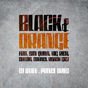 San Quinn, Big Rich & Cellski - Black and Orange (Giants Anthem)