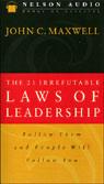 The 21 Irrefutable Laws of Leadership (Abridged Nonfiction) audiobook