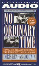 No Ordinary Time (Abridged Nonfiction) audiobook