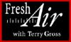 Terry Gross - Fresh Air, Emmylou Harris and Peter Straub  artwork