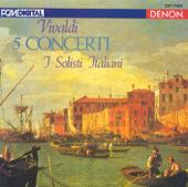 Concerto in A Minor for Violin (
