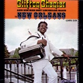 Clifton Chenier and His Red Hot Louisiana Band - Mardi Gras Boogie