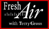 Terry Gross - Fresh Air, Triumph the Insult Comic Dog and Robert Freeman  artwork