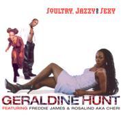 Can't Fake the Feeling - Geraldine Hunt