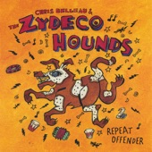 Chris Belleau & The Zydeco Hounds - Walking Back to Texas