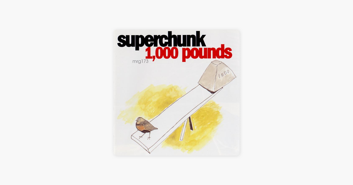 1,000 Pounds - EP by Superchunk on iTunes