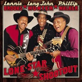 Lonnie Brooks, Long John Hunter & Phillip Walker - A Little More Time