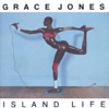 Grace Jones - La vie en rose kunstwerk
