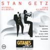 Gitane Jazz / Autour De Minuit - Astrud Gilberto, João Gilberto & Stan Getz