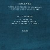 Keith Jarrett & Dennis Russell Davies & Stuttgarter Kammerorchester - Allegretto - Presto