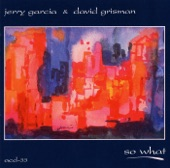 Jerry Garcia & David Grisman - Milestones (Miles Davis) Take 5, 6/2/92