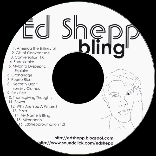 Bling by Ed Shepp on iTunes