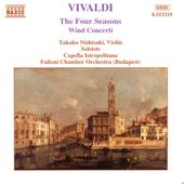 Vivaldi: The Four Seasons;  Wind Concerti