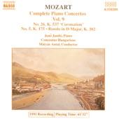 Concerto No. 26 In D Major, K. 537 'Coronation': Allegretto artwork