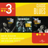 Classic Blues: Buddy Guy: The Collection / Freddie King: Stayin' Home With the Blues / The Best of Sonny Boy Williamson