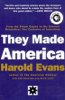 Harold Evans, Gail Buckland & David Lefer - They Made America: From the Steam Engine to the Search Engine: Two Centuries of Innovators (Abridged Nonfiction)  artwork