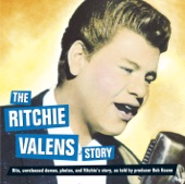 Ritchie Valens - Ritchie doing commercial for Winter Dance Party, followed by radio announcer from Des Moines, Iowa, Feb 4, 1959 the day after the