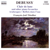Debussy: Clair De Lune And Other Piano Favorites-François-Joël Thiollier