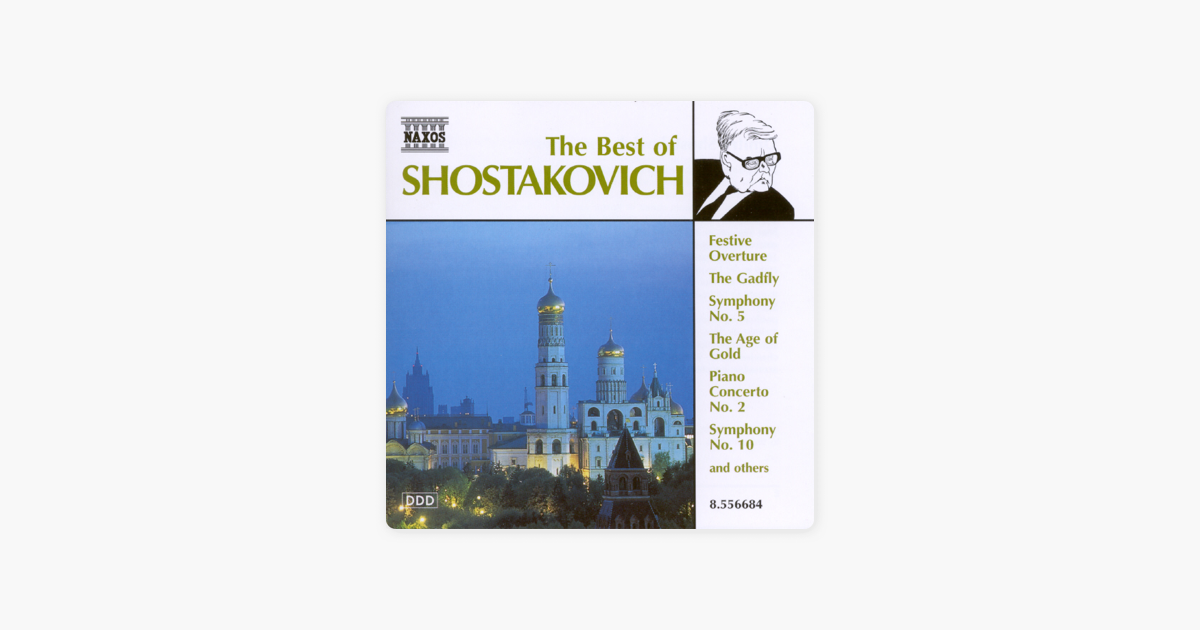 The Best of Shostakovich by Christopher Lyndon-Gee