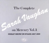 Sarah Vaughan - Cheek to Cheek
