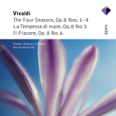 Chamber Orchestra of Europe & Marieke Blankestijn - Vivaldi: The Four Seasons