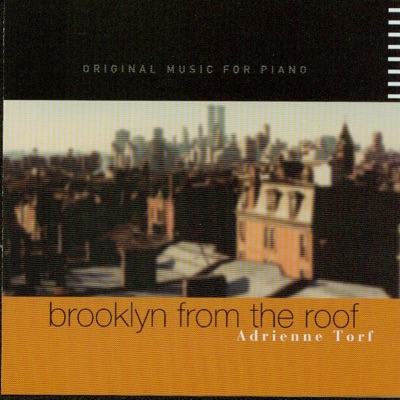 Brooklyn from the Roof - Adrienne Torf