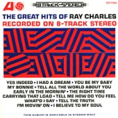 Ray Charles - You Be My Baby (Single/LP Version)