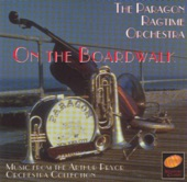 Paragon Ragtime Orchestra, Rick Benjamin - Old Timers Waltz Medley