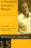 Richard P. Feynman - The Feynman Lectures on Physics: Volume 15, Feynman on Electricity and Magnetism, Part 2  artwork
