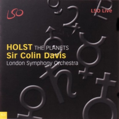 Holst: The Planets, Op. 32 - London Symphony Orchestra & Sir Colin Davis album