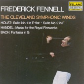 Frederick Fennell, The Cleveland Symphonic Winds - Second Suite in F: I. March