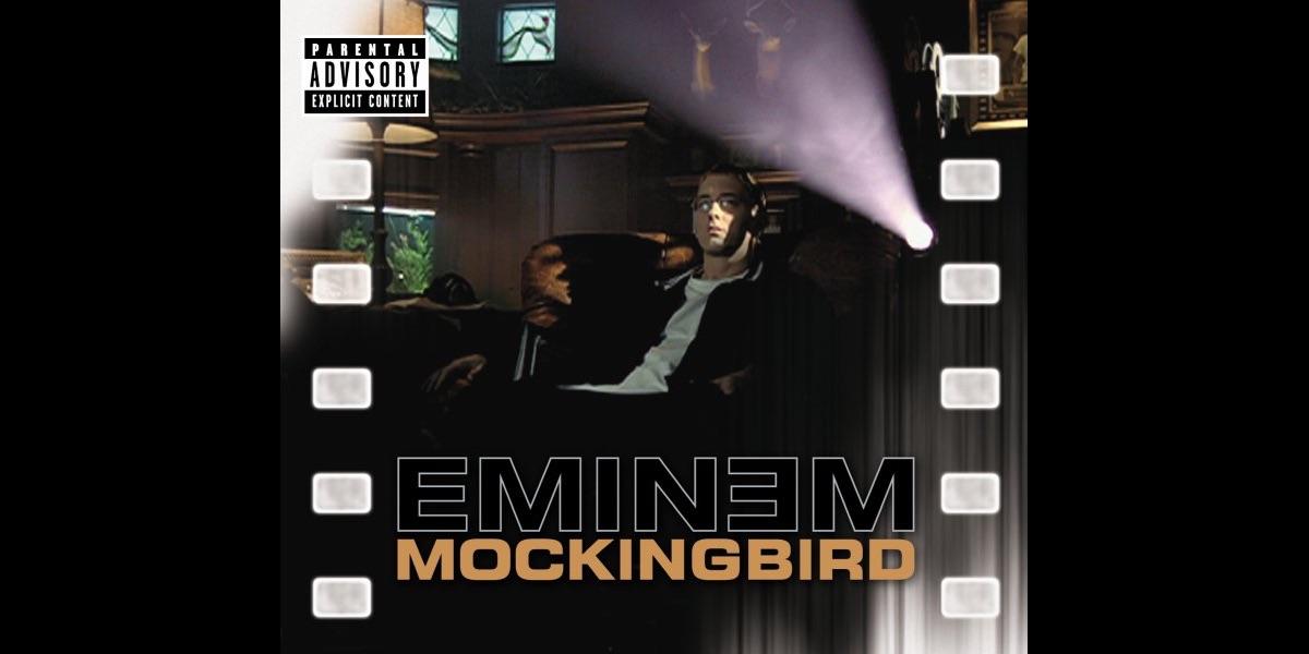 eminem s mockingbird critique