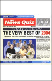 The News Quiz: The Very Best of 2004 (Original Staging) audiobook