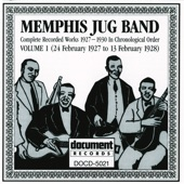 Memphis Jug Band - Beale Street Mess Around