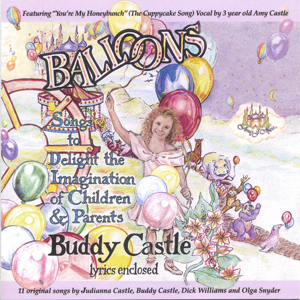 Buddy Castle - The Cuppycake Song