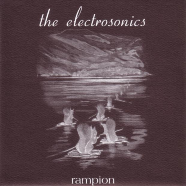 Electrosonics , The - Infra-Yellow