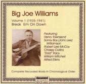 Baby Please Don't Go by Big Joe Williams
