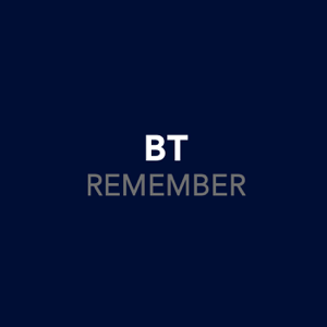 BT - Remember - EP
