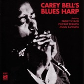Carey Bell - Blue Monday At Kansas City Red's