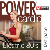 Power Cardio  Electric 80's (44 Min Non Stop Workout (138 152 BPM) Perfect For Fast Cardio, Fast Paced Walking, Elliptical And General Fitness)-Power Music Workout