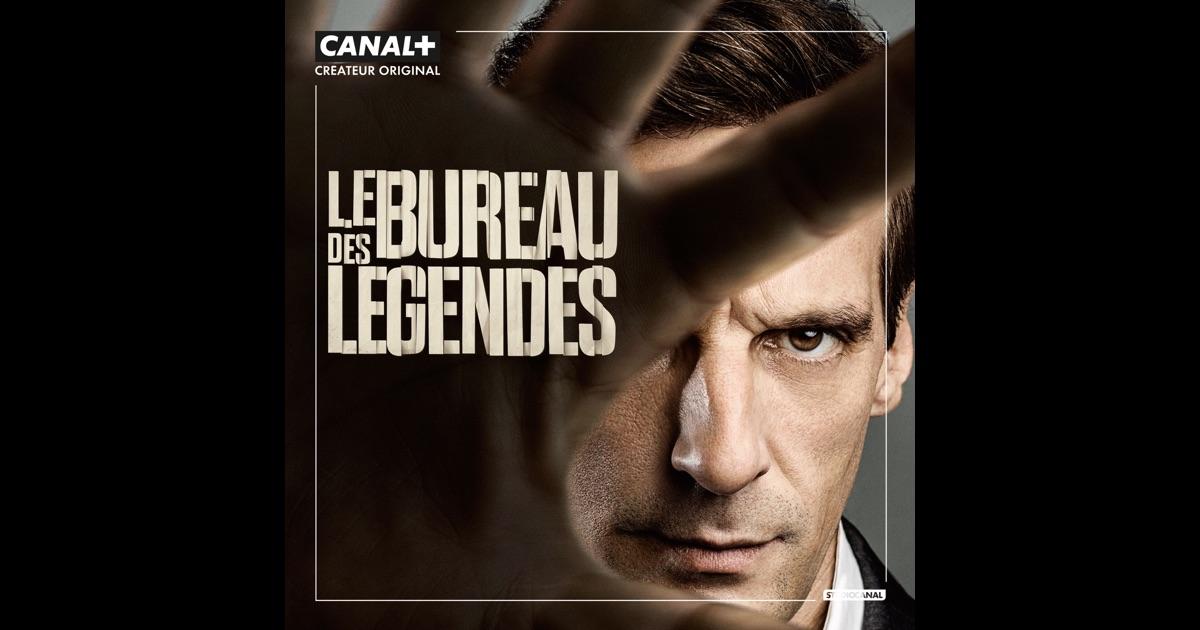 Le bureau des legendes saison 1 sur itunes for L bureau des legendes saison 4