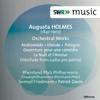 Staatsphilharmonie Rheinland-Pfalz, Patrick Davin & Samuel Friedmann - Holmès: Orchestral Works artwork