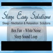 Box Fan (White Noise) - Sleep Easy Solutions - Sleep Easy Solutions