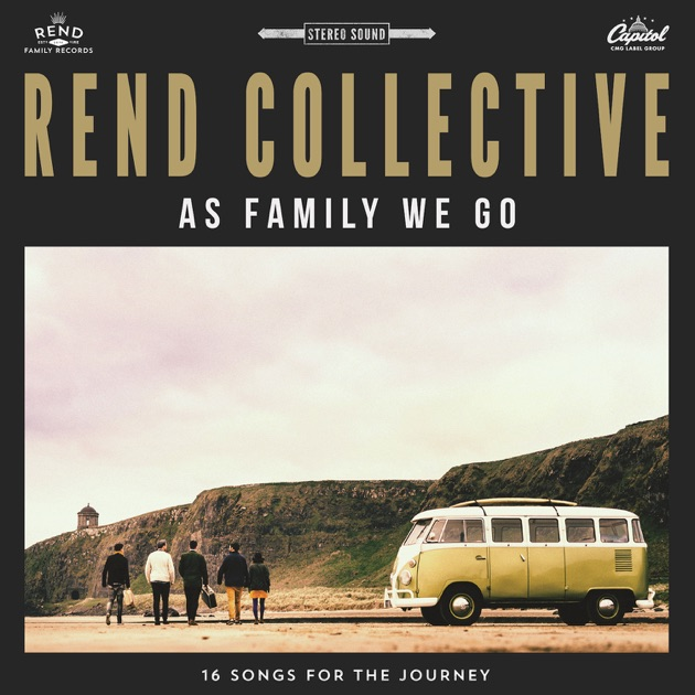 Campfire Christmas, Vol. 1 by Rend Collective on Apple Music