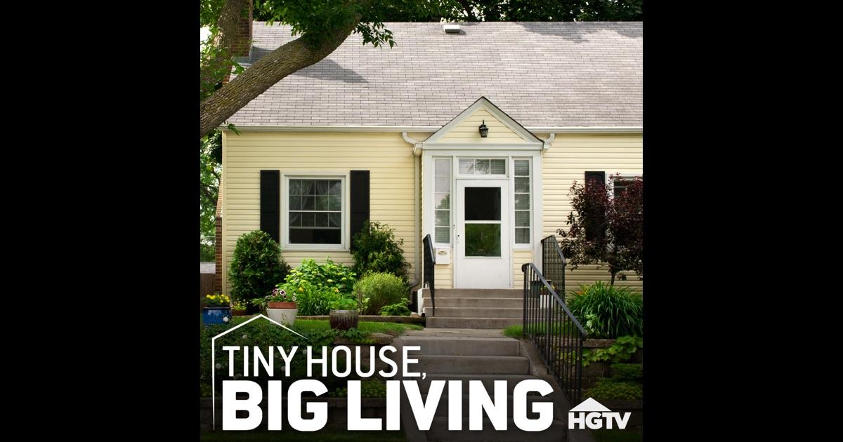 tiny house big living season 1 on itunes