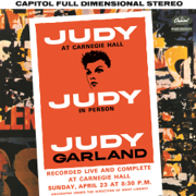 Medley: You Made Me Love You / For Me and My Gal / The Trolley Song (Live At Carnegie Hall/1961) - Judy Garland - Judy Garland