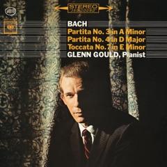 Bach: Partitas Nos. 3 & 4, BWV 827 & 828; Toccata in E Minor, BWV 914